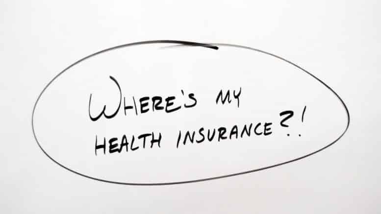 medical bills after health insurance