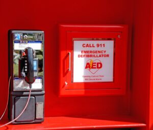 How does AED work
