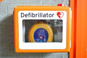 Grants for defibrillators - What are these?