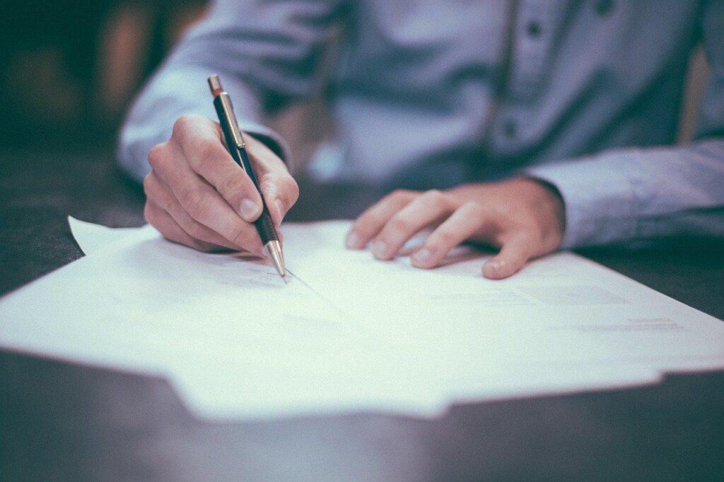When is a Letter of Intent for Medical School required