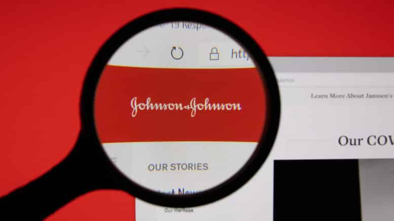 johnson & johnson grants