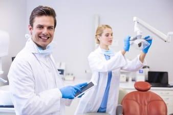 Grants for Dental Assistant School - To Examine & Treat Patients