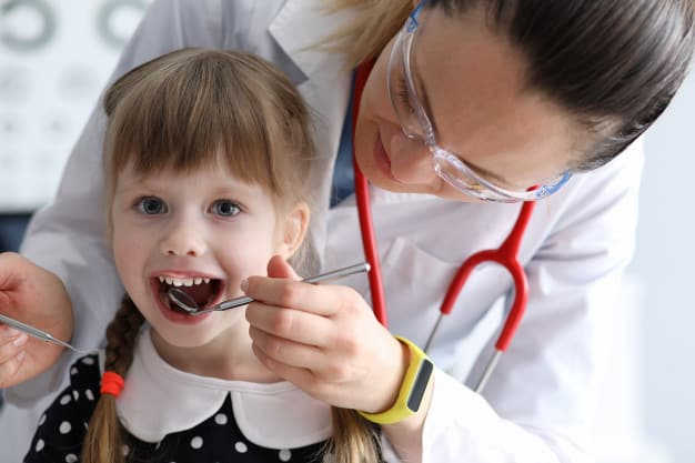 Dental Grants for Children - Enjoy a Healthy Mouth