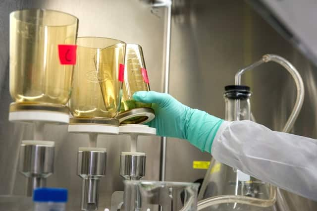 How to get funds for Lab Research