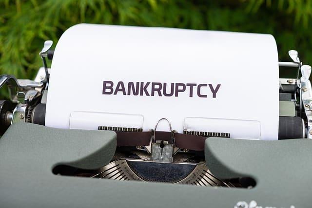 Medical Bill Debt Forgiveness - Filing for bankruptcy