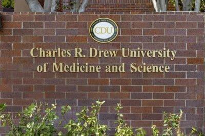 Charles r drew university