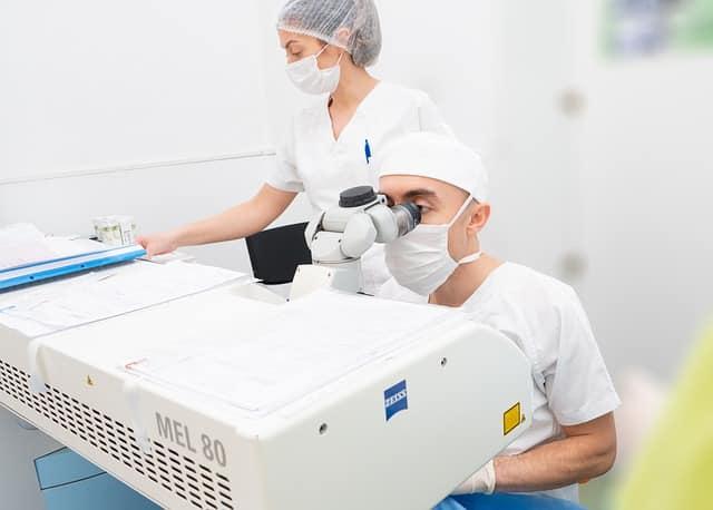 Laser Eye Surgery Clinical Trials
