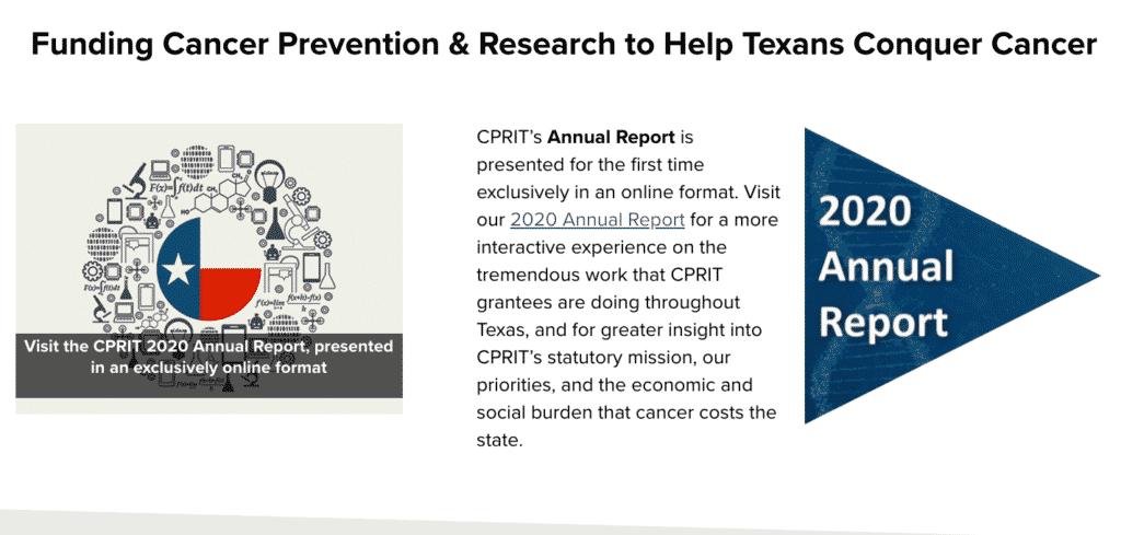 Dallas Biotech Company Dialectic Therapeutics - About CPRIT