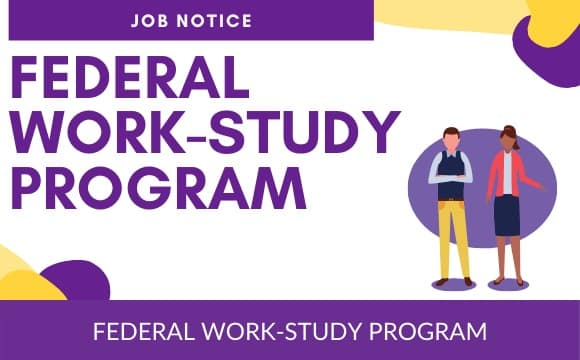 Hardship Grants for Single Mothers - Federal Work Study Grant