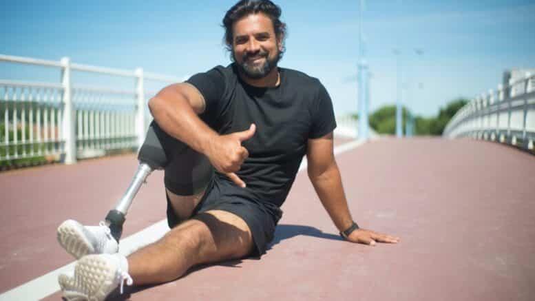 Find Grants for Prosthetic Legs
