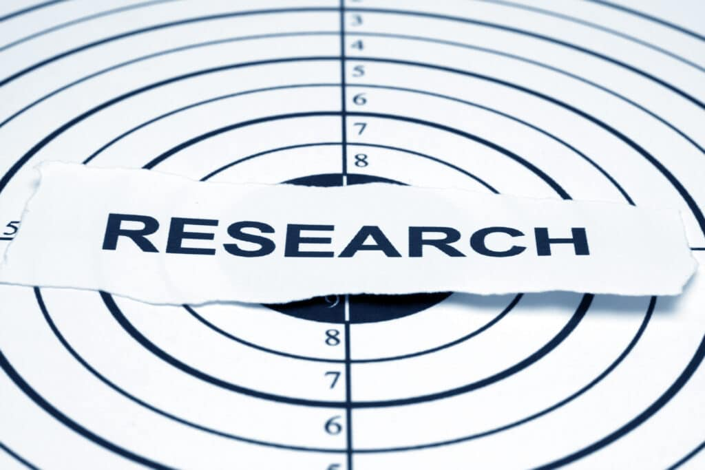 What is the NIH - Research